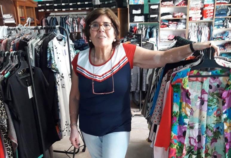 Maribe Yañez: 'Nos reconforta como comerciantes poder hacer estas cosas y tener respuesta'