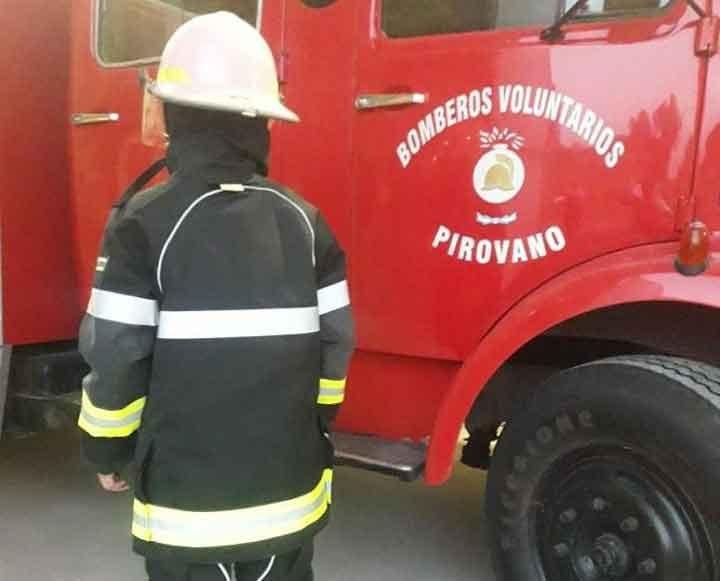 Pablo Prieto: 'Vamos invirtiendo según las necesidades y siempre pensando en hacer más eficiente el trabajo de los bomberos'