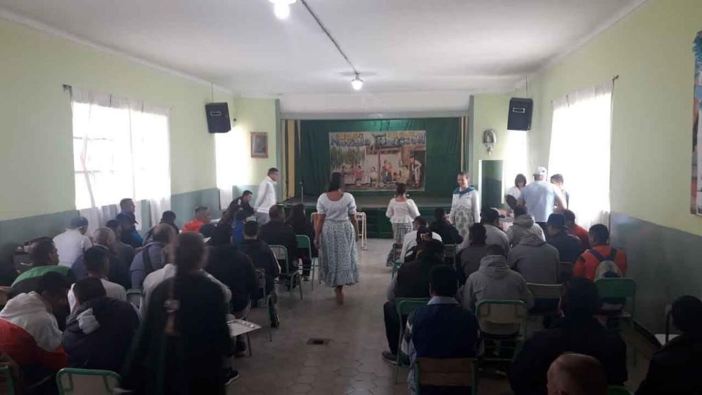 Se celebró el Día de la Tradición en escuelas cárcel de Sierra Chica