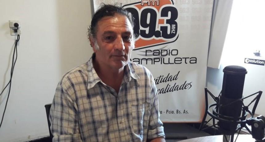 Luis Pérez: 'Les agradezco a toda la comunidad de Urdampilleta y que ha confiado en mí'