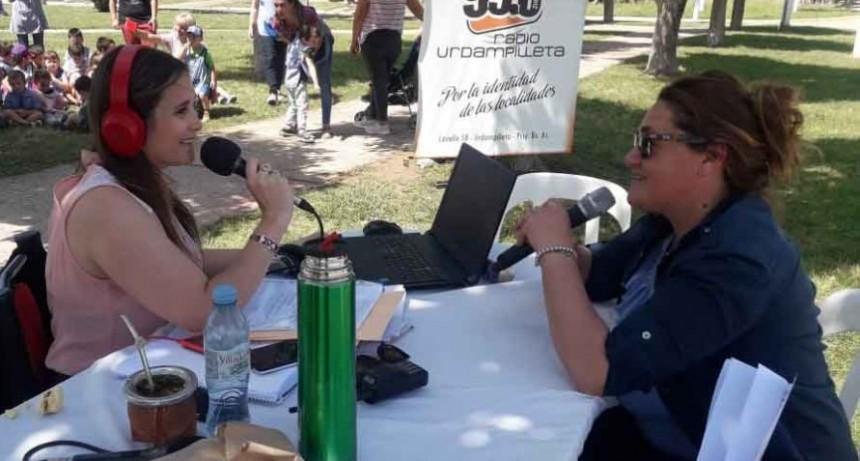 Andrea Montenegro: 'Comenzó la inscripción para eximición de tasas'