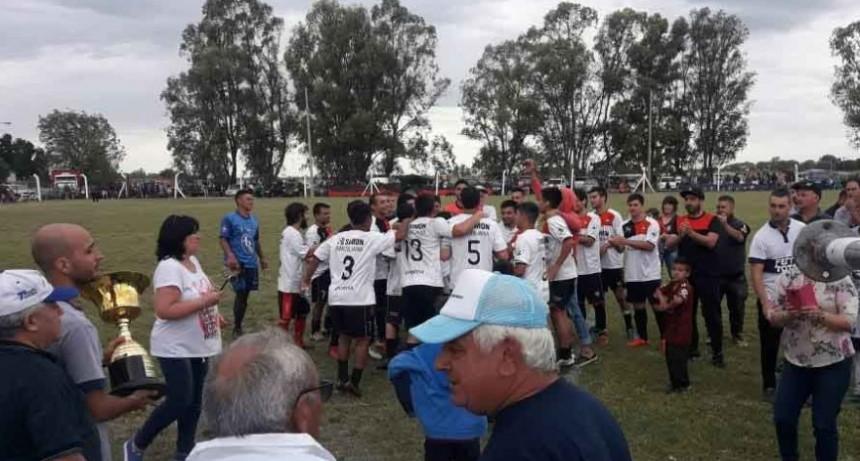 Futbol Rural: Vallimanca Campeón de la Copa Desafío en segunda división