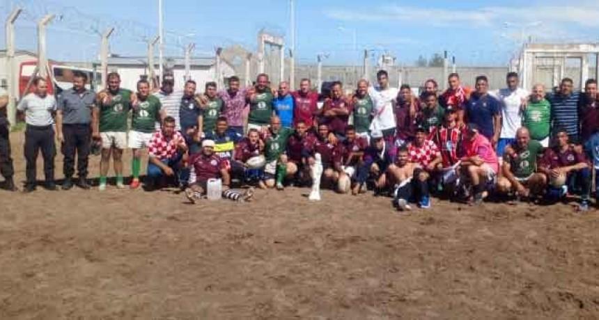 Rugby en la Unidad Nº17: Los pura sangre recibieron a Los indios de Bolívar