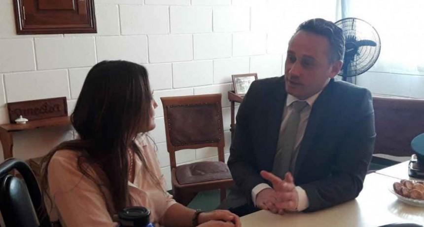 Xavier Areses: 'Integrar las unidades penitenciarias con la comunidad es fundamental'