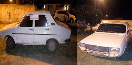 Detuvieron a un conductor de Pirovano