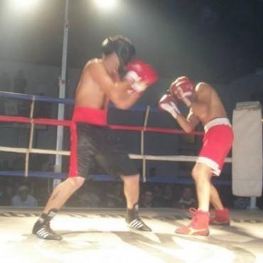 Llega el Boxeo a Urdampilleta