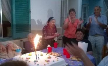 Pirovano: Se realizó el festejo por el aniversario de 'Casa Hogar'