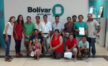 Se firmaron convenios de microcréditos de la Fundación ArgenINTA para productores