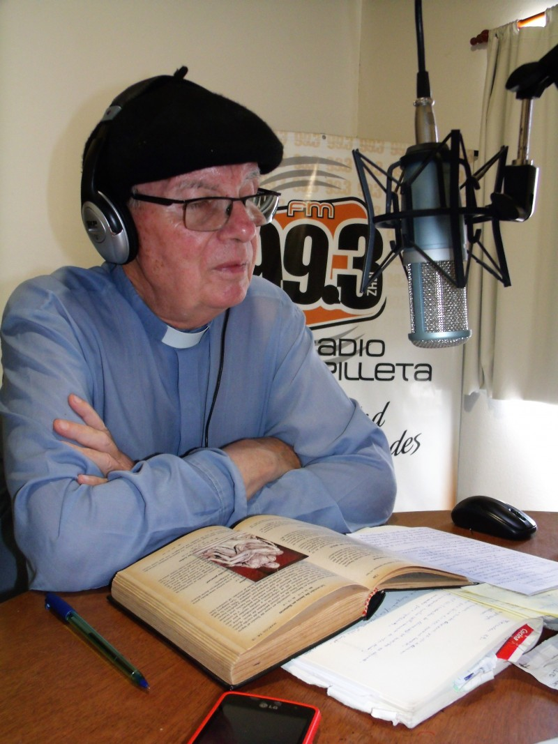 Padre Peter Oliver: El espacio del Evangelio