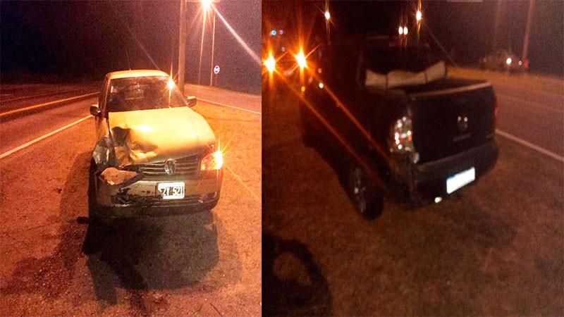 Anoche: Un niño fue hospitalizado a raíz de una colisión