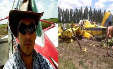 Murió un piloto de Daireaux en Mendoza