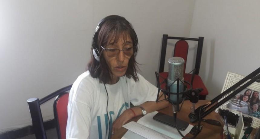 Marta Alicia Ricci está trabajando sobre los reclamos acerca del listado 2019 de auxiliares de instituciones educativas