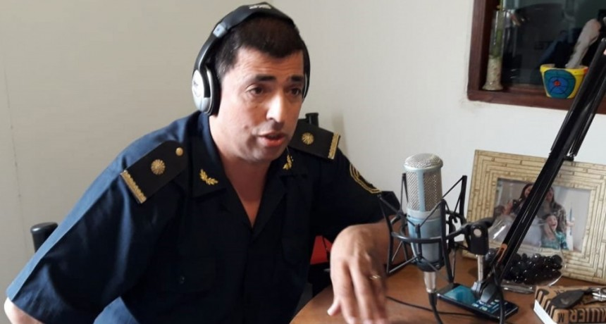 Urdampilleta recibió un nuevo móvil policial para uso en la localidad