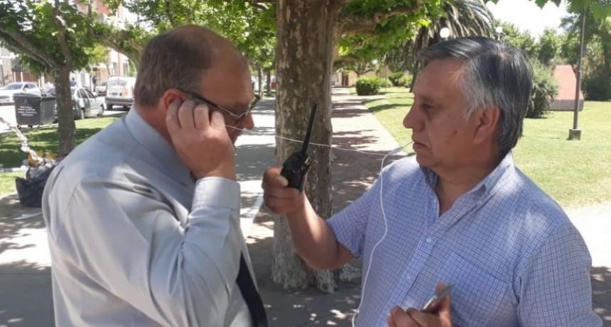 Roberto Benito: 'Este simulacro fue una capacitación de suma importancia para todos'