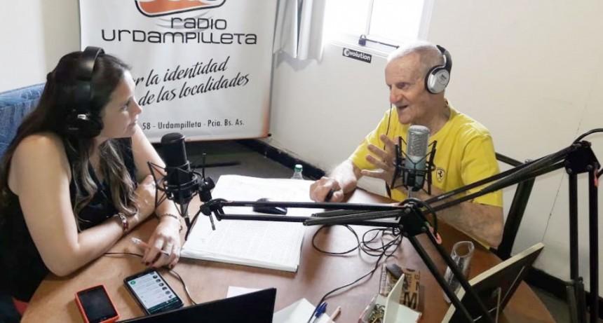 11 de diciembre Día Nacional del Tango: Aroldo Caldara y su pasión por el 2x4