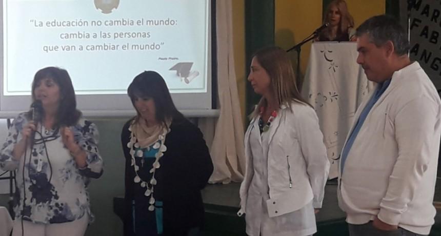 Trabajo de internos de la Unidad 2 fue reconocido en  la instancia nacional de la Feria de Ciencia y Tecnología