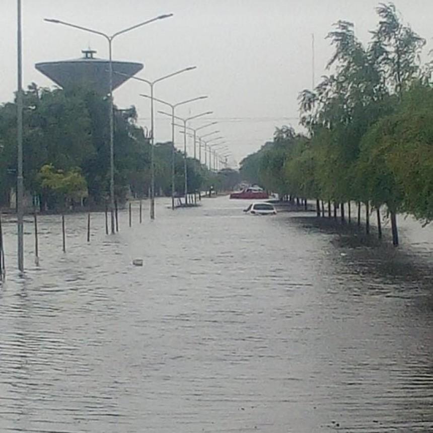 Registro de lluvias