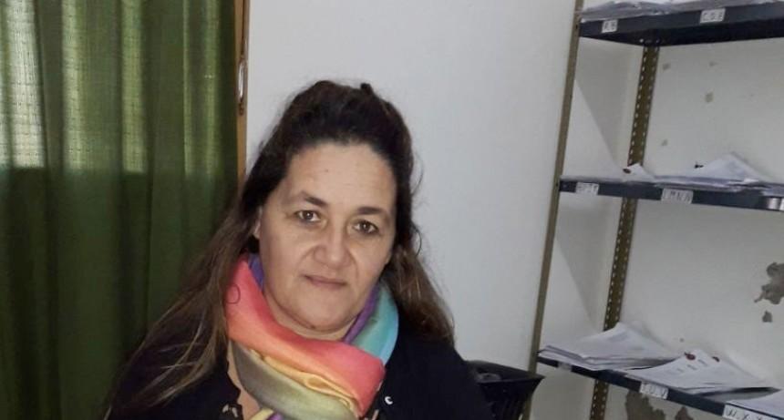 Andrea Montenegro: 'Todos los que llegan a esta oficina van por el mismo camino, no les alcanzan los recursos y la están pasando mal'