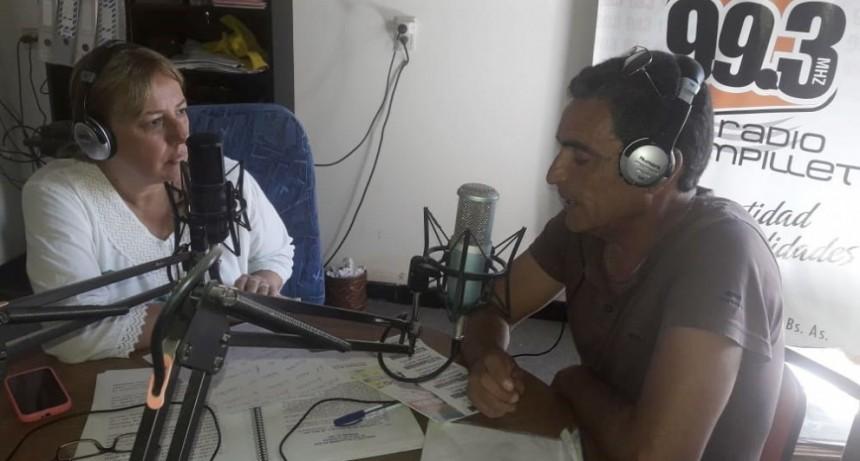 La rifa de la EET N.º 1 de Bolívar llegó a la localidad