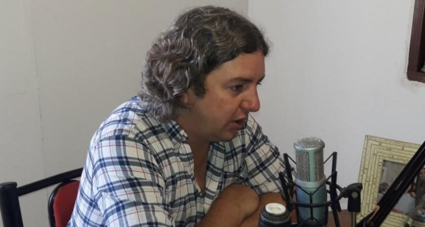 Agustín Puleo Zubillaga: 'Yo tomo opiniones de todos aquellos que me las den para construir venga de quien venga, yo no creo que haya oposición'
