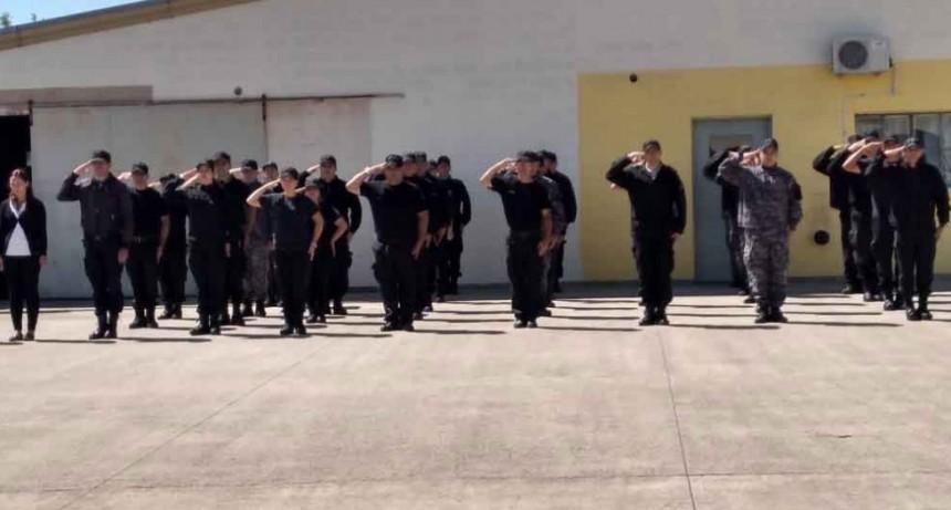 Se entregaron ascensos y jerarquías a personal de la Unidad N.° 17