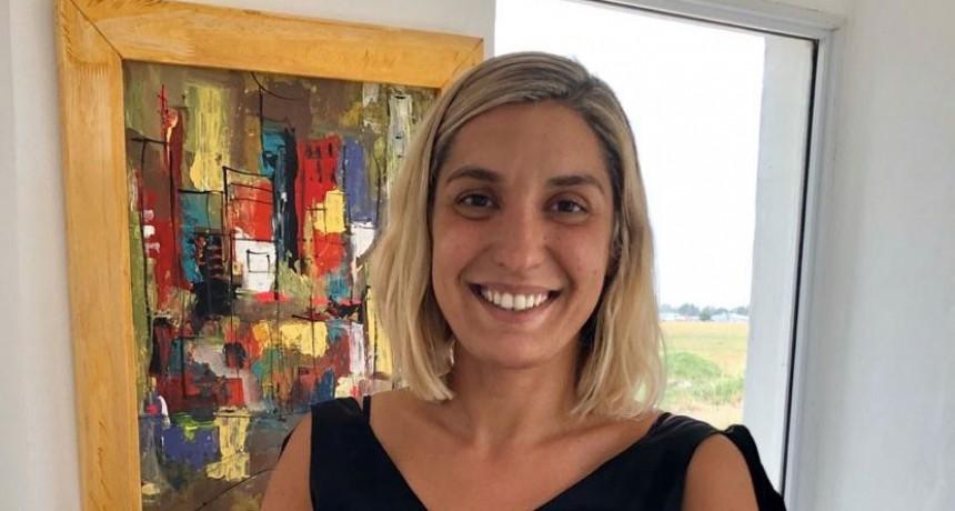 La Dra. Ana Dastugue comenzó con la atención en la localidad