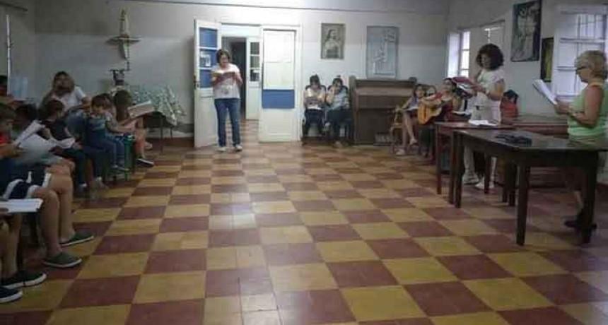 Niños de los grupos de catequesis presentarán el pesebre en Casa Hogar
