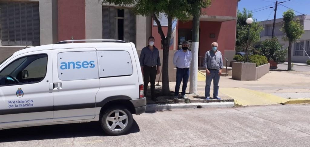"""Marcos Beorlegui: """"Agradezco a los funcionarios de PAMI, en especial a Miguel Gargiulo por apoyar esta idea"""""""