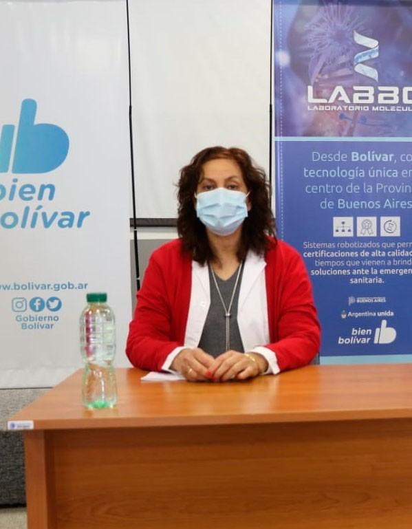 Bolívar estuvo presente en la reunión del Consejo Regional de Salud