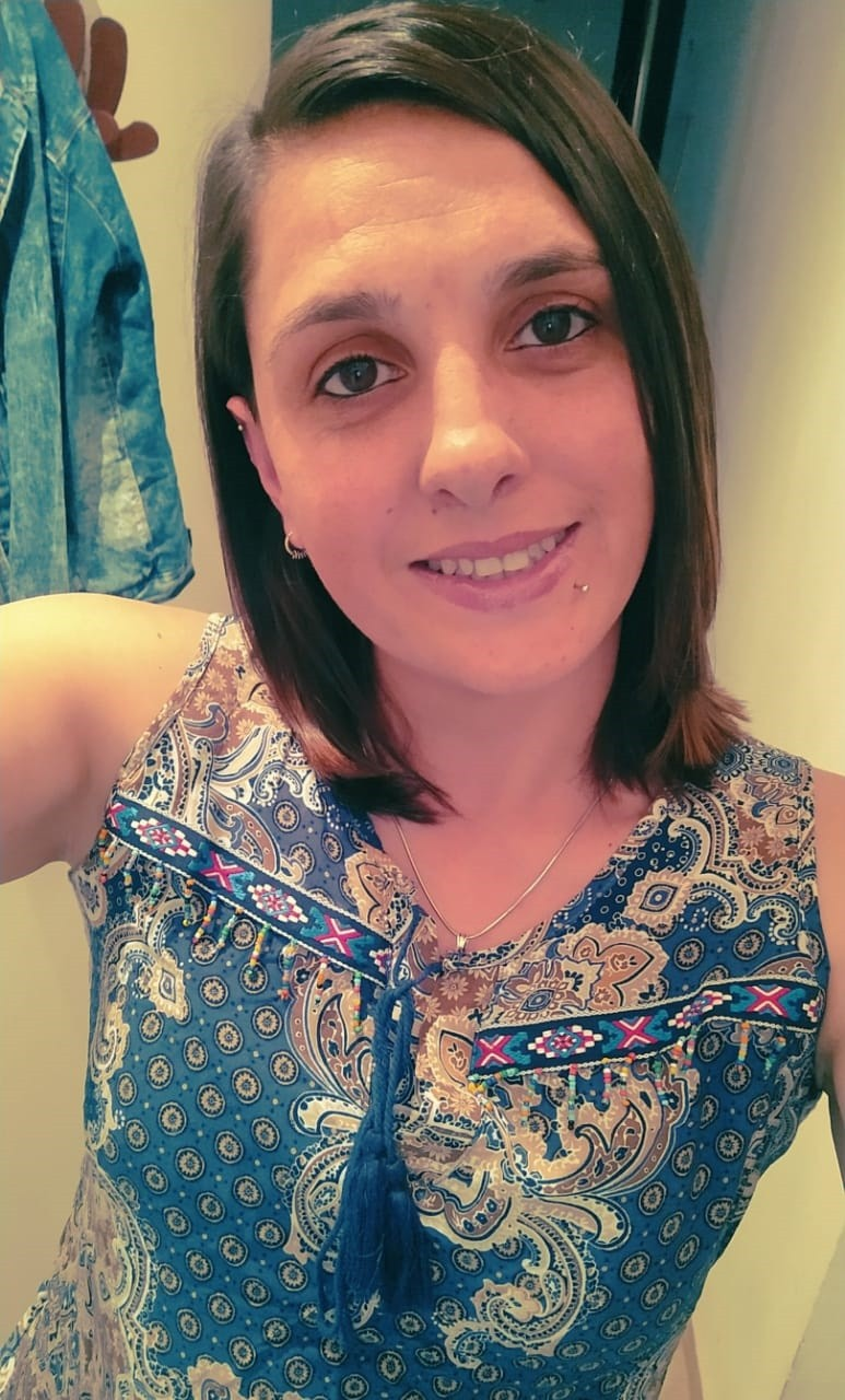 """Jimena Saffores: """"Estoy atravesando el COVID19 sin síntomas, pero a veces tengo días complicados"""""""