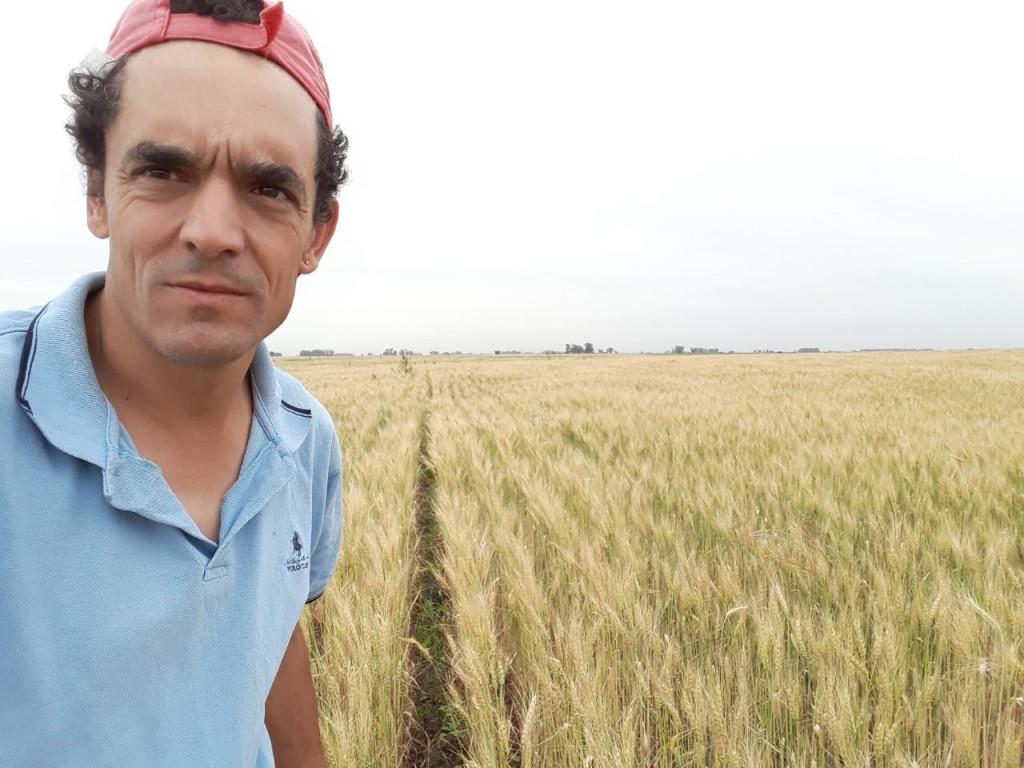 """Elbio Sarnari: """"A veces los suelos parecen adictos a los químicos"""""""